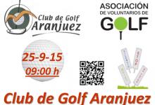 La Asociación de Voluntarios de Golf celebra la octava edición de su torneo el 25 de septiembre