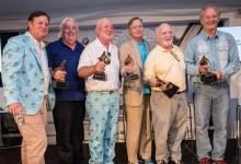 Bill Murray y sus 5 hermanos ya están en el Salón de la Fama de Caddies por el apoyo a esta profesión
