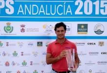 Borja Etchart ganó el duelo sobre Toni Ferrer. El vasco revalidó el título en el Alps de Andalucía