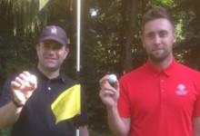 Dos golfistas ganaron a las apuestas de 25 millones contra 1 y firmaron dos aces en el mismo hoyo