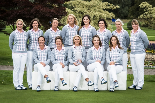 Equipo Europeo Foto Solheim Cup