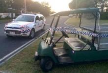Joyride, la sociedad que convierte los coches de golf en medios de transporte, demandada por lesiones