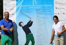 Mariano y Miriam Ayora, se llevan el IV Desafío Fundación Seve Ballesteros. Viajarán a Malasia