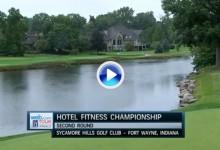 Fdez.-Castaño gana más de 40 puestos en el Hotel Fitness Champ. (VÍDEO con los golpes destacados)