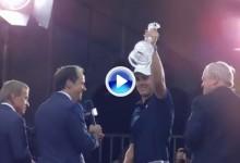 Jordan Spieth autor del golpe de la semana en el PGA Tour. Estos fueron los cinco mejores (VÍDEO)