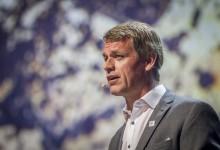Knut Frostad da el relevo al frente de la Volvo Ocean Race