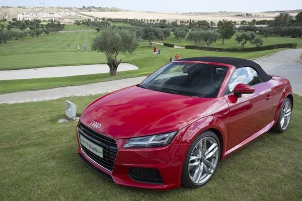 La Finca Final Audi Quattro Cup