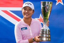 Lydia Ko hace historia al convertirse en la golfista más joven en ganar un Grande