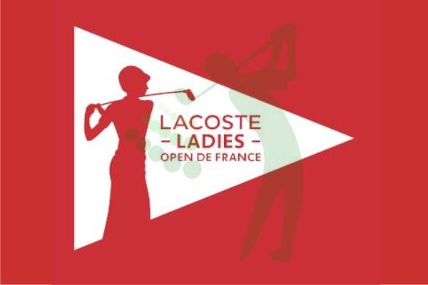 Open de France Ladies Lacoste  Marca