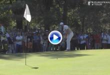 Open de Italia: Resumen de los golpes destacados en sus cuatro jornadas (VÍDEO)