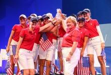 EE.UU. se impone por primera vez en la historia en territorio europeo en la Ping Junior Solheim Cup