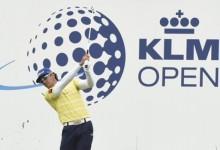 29 golpes en los primeros 9 hoyos catapultan hasta lo más alto a Rafa Cabrera-Bello en el KLM Open