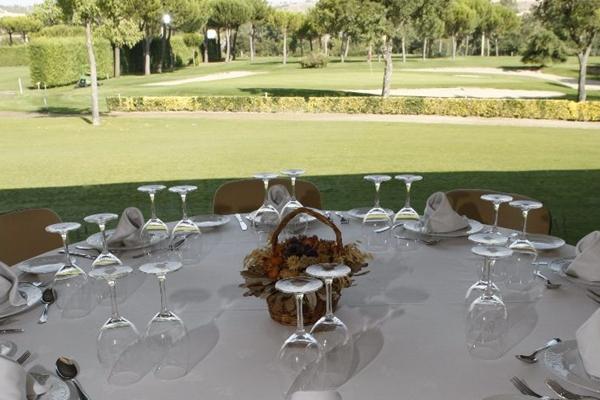 Restaurante de Golf