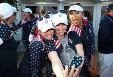 La épica victoria de EE.UU. en imágenes. Sonrisas y lágrimas a partes iguales (Galería de Fotos)
