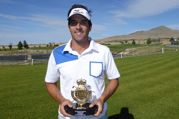 José Manuel Mancebo campeón en La Faisanera