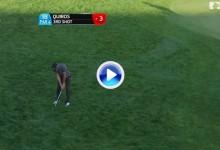 Portugal Masters (Vilamoura): Resumen de los golpes destacados en su primera jornada (VÍDEO)