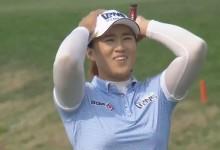 Amy Yang hace historia en la LPGA. Anota 27 golpes por los últimos 9 todos ellos con birdie (Inc. VÍDEO)