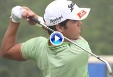 The Foshan Open (China): Resumen de los golpes destacados en su cuarta y última jornada (VÍDEO)