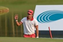 Borja Virto se mete en el Circuito Europeo por la puerta grande, campeón en el Foshan Open chino