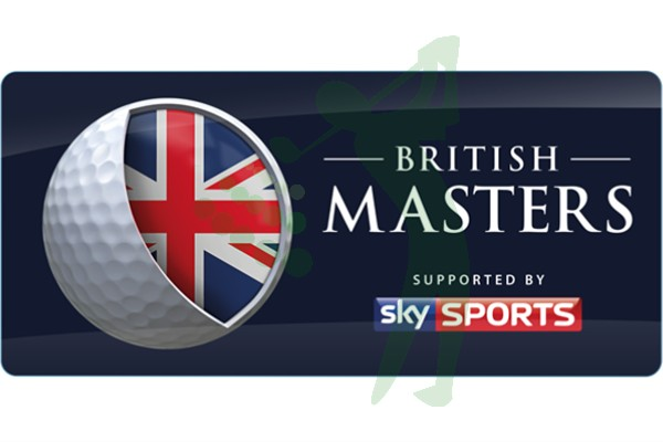 British Masters supported by Sky Sports Marca