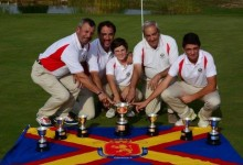 Cantabria triunfa por cuarta vez en el Campeonato de España Interautonómico de Pitch & Putt