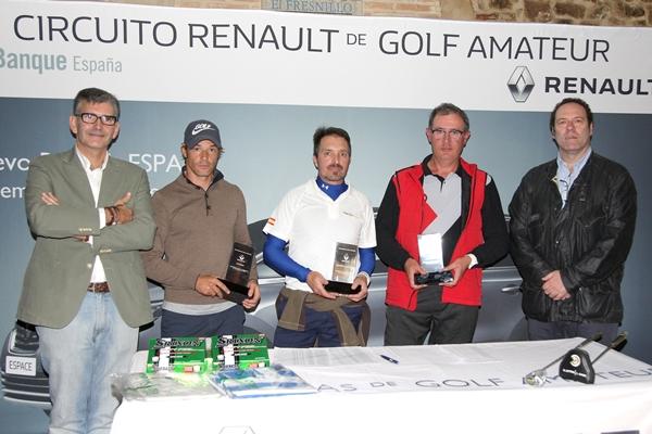 Circuito Renault Avila