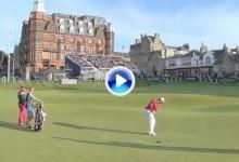 Alfred Dunhill Links (Escocia): Resumen de los golpes destacados en su tercera jornada (VÍDEO)
