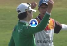 LPGA Keb HanaBank (Corea): Resumen de los golpes destacados en su segunda jornada (VÍDEO)