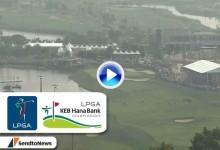 LPGA HanaBank (Corea): Resumen de los golpes destacados en su cuarta y última jornada (VÍDEO)