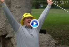 Huh y Lyle, protagonistas de dos de los mejores golpes de este inicio de curso en Silverado (VÍDEO)