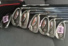 Un golfista tropieza con tesoro en una tienda de segunda mano: ¡hierros y drivers a 1,99$ la unidad!