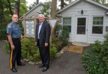 6 policías para 12 residentes en Pine Valley,  hogar de uno de los mejores campos de golf del mundo