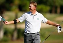 El campeón del US Mid-Amateur financiará su participación en Augusta a través del crowfunding