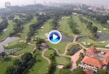 Sime Derby LPGA (Malasia): Resumen de los golpes destacados en su tercera jornada (VÍDEO)
