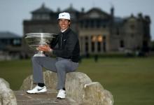 "El danés Olesen suma su 3ª victoria en el Tour en la cuna del Golf. ""Cañi"" mejor español en St. Andrews"