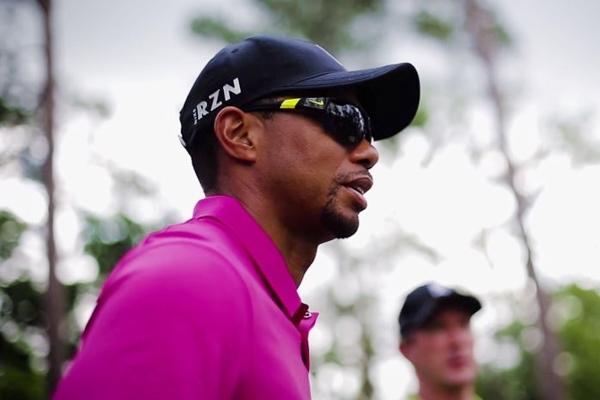 Tiger Woods en una imagen de archivo
