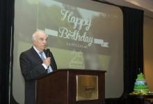 La Sella Golf celebra su XXV aniversario en un vibrante acto ante más de 300 personas