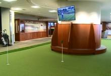 Minneapolis, primer aeropuerto en instalar un gran putting green y simulador de golf (Incluye VÍDEO)