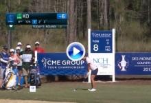 Gran Final del Tour LPGA (Naples ): Resumen de los golpes destacados en su 2ª jornada (VÍDEO)