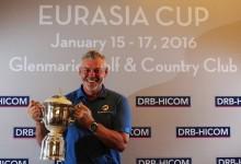 Clarke da a conocer sus diez primeras elecciones para disputar en enero la EurAsia Cup en Malasia