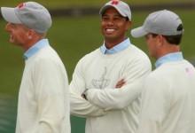 Tiger Woods, nombrado vicecapitán de EE.UU. para la Ryder Cup 2016 junto a Jim Furyk y Steve Stricker