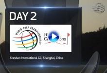 WGC-HSBC Champions (China): Resumen de los golpes destacados en su segunda jornada (VÍDEO)