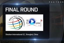 HSBC Champions (China): Resumen de los golpes destacados en su cuarta y última jornada (VÍDEO)