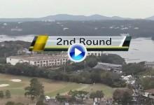 TOTO Japan Classic (Mie): Resumen de los golpes destacados en su segunda jornada (VÍDEO)