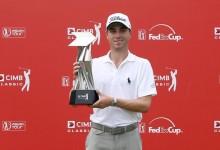 Continúa la rebelión de los más jovenes en el PGA, J. Thomas (22 años) campeón del CIMB. García, T24
