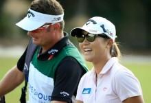 Ko dice bye, bye a Park en Florida, en la gran final del Tour LPGA. Las españolas lejos de la cabeza
