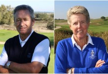 Piñero y Figueras-Dotti, designados capitanes de los equipos olímpicos españoles de golf