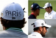 El mundo del golf muestra su apoyo a las víctimas tras los atentados de París
