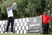 El tenista se adelanta al golfista en la primera jorn. del Olazábal&Nadal Invitational by Pula Golf Resort
