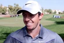 """Rory afirma que la medalla de oro """"podría esperar"""" siempre y cuando consiga la Chaqueta Verde"""